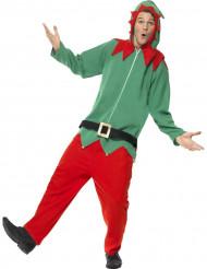 Déguisement elfe adulte Noël