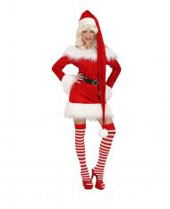 Bonnet long 145 cm adulte Noël