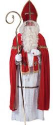 Déguisement pape Saint Nicolas luxe homme