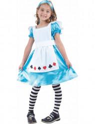 Déguisement Alice fille