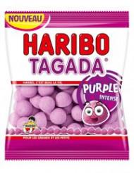 Sachet bonbons Tagada Purple Haribo