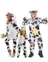 Déguisement de famille vache