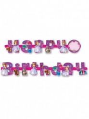 Guirlande articulée Happy Birthday Princesse Sofia™