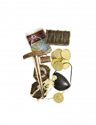 Kit accessoires pirate luxe