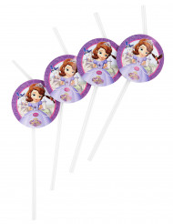 6 Pailles princesse Sofia™