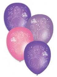 8 Ballons imprimés Princesse Sofia™