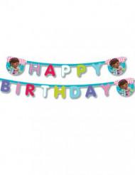 Guirlande Happy Birthday Docteur la peluche™