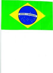 20 Drapeaux Brésil