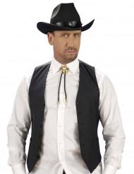 Cravate ficelle cowboy adulte