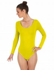 Body jaune adulte