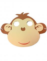 Masque singe enfant