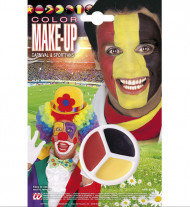 Maquillage supporter Allemagne