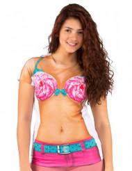 T-Shirt bikini cupcake femme