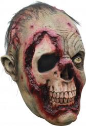 Masque 3/4 zombie homme