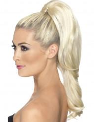 Extension cheveux blonds adulte