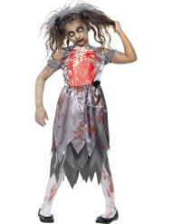 Déguisement zombie mariée fille Halloween