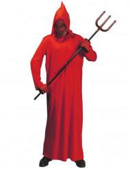 Déguisement démon rouge garçon Halloween