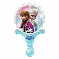 Petit ballon aluminium Reine des neiges™ 35 cm