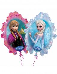 Ballon aluminium Reine des neiges™