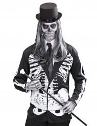 Veste squelette adulte Halloween