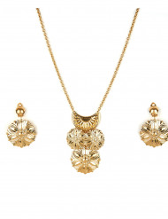 Set bijoux romaine adulte