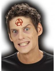 Fausse plaie symbole adulte Halloween