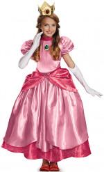 Déguisement Princesse Peach™ Prestige Fille