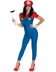 Déguisement Mario™ Deluxe Femme