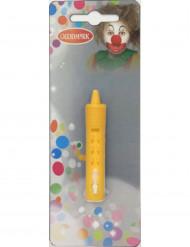 Crayon maquillage rétractable jaune