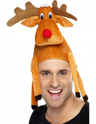 Chapeau renne adulte Noël