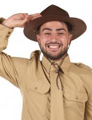 Chapeau de scout adulte
