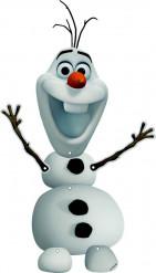 Décoration Olaf la reine des neige™