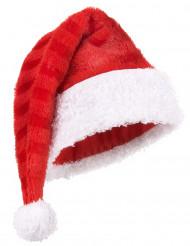 Bonnet Père Noël rayures