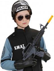 Casque police enfant