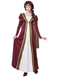 Déguisement Médiéval prune femme
