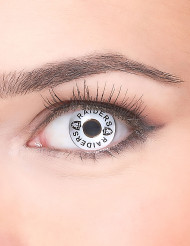 Lentilles de contact fantaisie blanc raiders