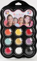 Palette 9 couleurs Princesse Grim Tout