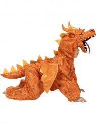 Déguisement dragon du feu enfant