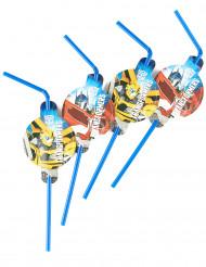 8 Pailles Transformers™