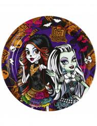 8 Assiettes Monster High™