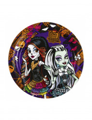 8 Petites assiettes Monster High™