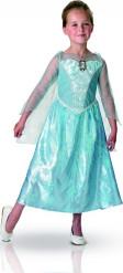 Déguisement lumineux et sonore Elsa La Reine des Neiges™ Luxe