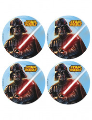 12 Mini disques azyme Star Wars ™