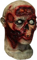 Masque intégral animé zombie adulte