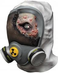 Masque de zombie toxique adulte