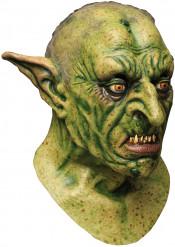 Masque gnome vert