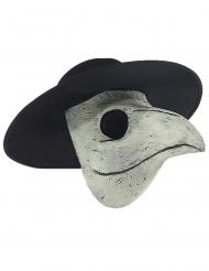 Masque de médecin de peste