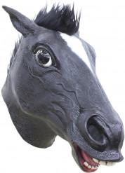 Masque cheval noir