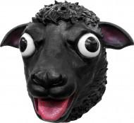 Masque mouton noir