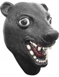 Masque ours noir